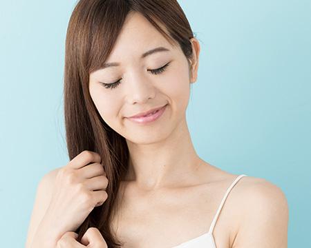 髪の予防ケア